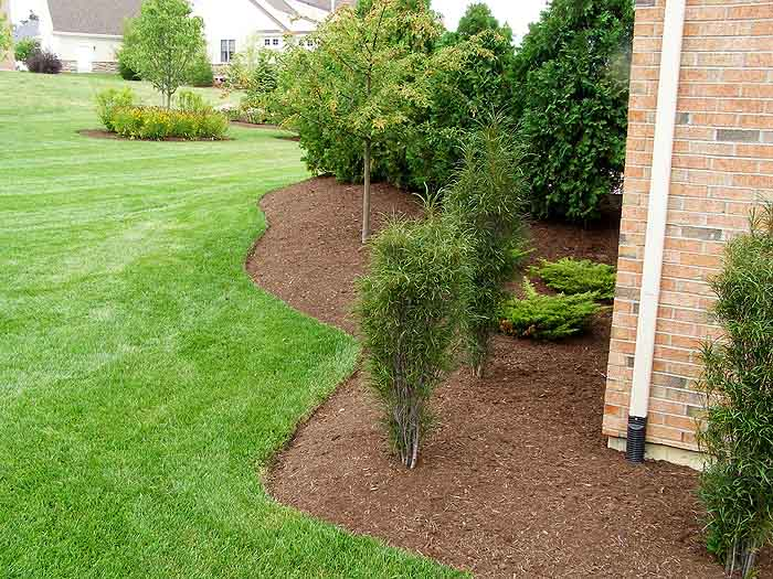 landscape bedding
