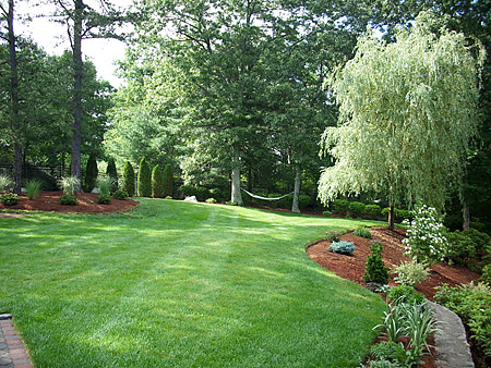 Landscape design services landscape contractor allegan for Landscape design services